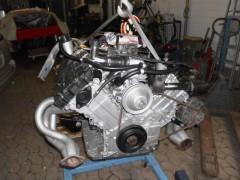 Motor A310 V6 vor dem Einbau