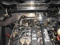 Motor V6 Turbo