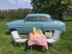 50er Jahre Picknick 30.04.17